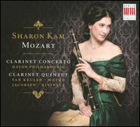 Mozart: Clarinet Concerto; Clarinet Quintet - Gustav Rivinius (cello); Isabelle van Keulen (violin); Ulrike-Anima Mathé (violin); Volker Jacobsen (viola);...