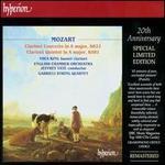 Mozart: Clarinet Concerto in A major, K622; Clarinet Quintet in A major, K581