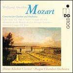 Mozart: Clarinet Concertos