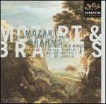 Mozart: Clarinet Quintet in A major; Brahms: Clarinet Quintet in B minor