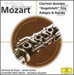 Mozart: Clarinet Quintet, K. 581; Kegelstatt-Trio, K. 498; Adagio & Rondo, K. 617