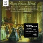 Mozart: 'Colloredo' Serenade, K.203 & Divertimento, K.251