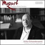 Mozart: Complete Clavier Sonatas