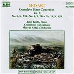 Mozart: Complete Piano Concertos, Vol. 8