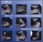 Mozart: Complete Piano Variations