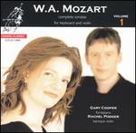 Mozart: Complete Sonatas for Keyboard & Violin, Vol. 1 - Gary Cooper (fortepiano); Rachel Podger (baroque violin)