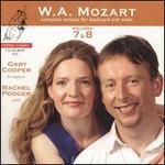 Mozart: Complete Sonatas for Keyboard & Violin, Vols. 7 & 8