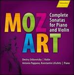 Mozart: Complete Sonatas for Piano & Violin
