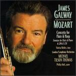 Mozart: Concerto for Flute & Harp, K299; Sonatas for Violin & Piano,  K296 & K376