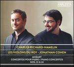 Mozart: Concertos pour Piano Nos. 22 & 24