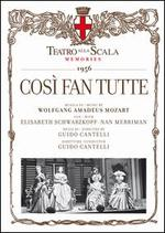 Mozart: Così Fan Tutte (1956) [CD+ Book]