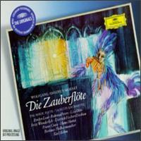 Mozart: Die Zauberflöte [The Magic Flute] - Berlin Philharmonic Orchestra; Berlin RIAS Chamber Choir (choir, chorus); Karl Böhm (conductor)