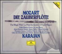 Mozart: Die Zauberflöte - Agnes Baltsa (vocals); Anna Tomowa-Sintow (vocals); Christian Schulz (vocals); Edith Mathis (vocals); Francisco Araiza (vocals); Gottfried Hornik (vocals); Hanna Schwarz (vocals); Heiner Hopfner (vocals); Heinz Kruse (vocals); Janet Perry (vocals)