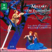 Mozart: Die Zauberflöte - Anna-Maria Panzarella (soprano); Anton Scharinger (baritone); Christopher Josey (tenor); Damien Colin (vocals);...