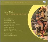 Mozart: Die Zauberflöte - Bart Meynckens (vocals); Christoph Genz (vocals); Christophe Einhorn (vocals); Cornelius Hauptmann (vocals);...