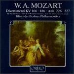 Mozart: Divertimenti, KV166, KV186