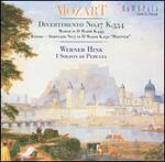 Mozart: Divertimento No. 17, K. 334; March, K. 445; Rondo, K. 250