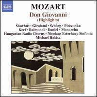 Mozart: Don Giovanni [Highlights] - Adrianne Pieczonka (vocals); Bo Skovhus (vocals); Boaz Daniel (vocals); David Aronson (harpsichord); Gyorgy Eder (cello);...
