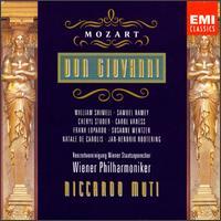 Mozart: Don Giovanni - Carol Vaness (vocals); Cheryl Studer (vocals); Frank Lopardo (vocals); Jan-Hendrik Rootering (vocals);...