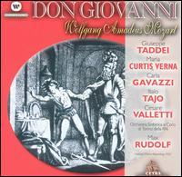 Mozart: Don Giovanni - Antonio Zerbini (vocals); Carla Gavazzi (vocals); Cesare Valletti (vocals); Elda Ribetti (vocals); Giuseppe Taddei (vocals);...