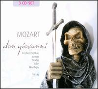 Mozart: Don Giovanni - Dietrich Fischer-Dieskau (baritone); Ernst Haefliger (tenor); Irmgard Seefried (soprano); Ivan Sardi (bass);...