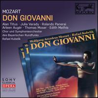 Mozart: Don Giovanni - Alan Titus (vocals); Arleen Augér (vocals); Edith Mathis (vocals); Julia Varady (vocals); Rainer Scholze (vocals);...