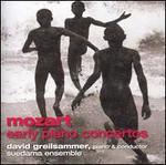 Mozart: Early Piano Concertos