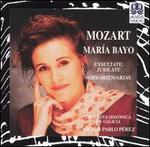 Mozart: Exsultate, Jubilate; Arias