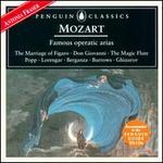 Mozart: Famous Opera Arias