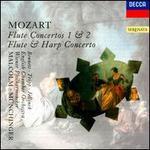 Mozart: Flute Concertos Nos. 1 & 2; Flute & Harp Concerto