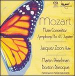 "Mozart: Flute Concertos; Symphony No. 41 ""Jupiter"""