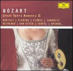 Mozart: Great Opera Moments II - Anna Netrebko (vocals); Anne Sofie von Otter (vocals); Brigitte Fassbaender (vocals); Bryn Terfel (vocals); Cecilia Bartoli (vocals); Dawn Upshaw (vocals); Franz Bartolomey (cello); Gundula Janowitz (vocals); Juan Diego Flórez (vocals)