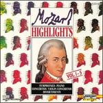 Mozart Highlights, Vols. 1-5