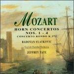 Mozart: Horn Concerto Nos.1-4