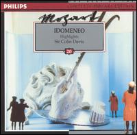 Mozart: Idomeneo (Highlights) - Anton Rosner (tenor); Atsuko Suzuki (soprano); Barbara Hendricks (vocals); Francisco Araiza (vocals);...