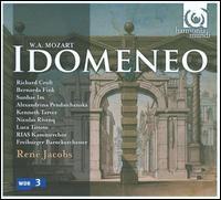 Mozart: Idomeneo [includes DVD] - Alex Penda (soprano); Bernarda Fink (mezzo-soprano); Kenneth Tarver (tenor); Luca Tittoto (bass); Nicolas Rivenq (baritone);...