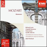Mozart: Idomeneo - Hervey Alan (vocals); James Milligan (vocals); Léopold Simoneau (vocals); Lucille Udovich (vocals); Richard Lewis (vocals);...