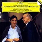 Mozart: Klavierkonzerte Nos. 15 & 22