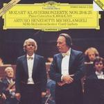 Mozart: Klavierkonzerte Nos. 20 & 25