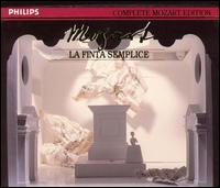 Mozart: La finta semplice - Andreas Schmidt (vocals); Ann Murray (vocals); Barbara Hendricks (vocals); Christine Schornsheim (harpsichord);...