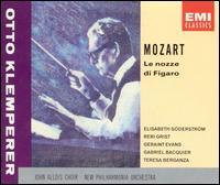 Mozart: Le nozze de Figaro - Annelies Burmeister (vocals); Clifford Grant (vocals); Elisabeth Söderström (vocals); Gabriel Bacquier (vocals);...
