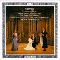 Mozart: Le Nozze di Figaro - Alicia Nafé (mezzo-soprano); Barbara Bonney (soprano); Carlos Feller (vocals); Della Jones (vocals);...