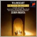 Mozart: Le Nozze di Figaro - Andrea Severi (harpsichord); Angelo Nosotti (vocals); Gennaro Sica (vocals); Giorgio Tadeo (vocals);...