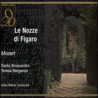 Mozart: Le Nozze di Figaro - Agostino Lazzari (vocals); Alfredo Mariotti (vocals); Angelo Degl'Innocenti (vocals); Giorgio Tadeo (vocals);...