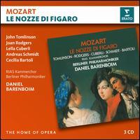 Mozart: Le Nozze di Figaro - Andreas Schmidt (vocals); Cecilia Bartoli (vocals); Graham Clark (vocals); Günter von Kannen (vocals);...