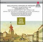 Mozart: Litaniae Lauretanae; Missa brevis; Dixit et magnificat; Kyrie