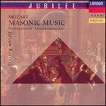 Mozart: Masonic Music - Georg Fischer (piano); Georg Fischer (organ); Tom Krause (baritone); Werner Krenn (tenor); Edinburgh Festival Chorus (choir, chorus); London Symphony Orchestra; Istvan Kertesz (conductor)