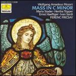 Mozart: Mass in C minor - Ernst Haefliger (tenor); Hertha Töpper (soprano); Ivan Sardi (bass); Maria Stader (soprano); St. Hedwig's Cathedral Chorus (choir, chorus); Berlin Radio Symphony Orchestra; Ferenc Fricsay (conductor)