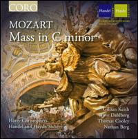 Mozart: Mass in C minor - Andrew Schwartz (bassoon); Christopher Krueger (flute); Gillian Keith (soprano); Marc Schachman (oboe);...