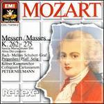Mozart: Messen K. 262 & 275